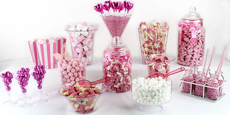 Pink Candy Buffet | Asda Party
