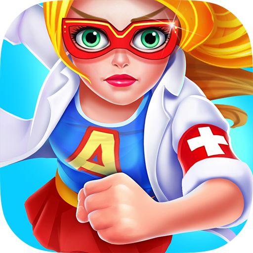 Superhero Doctor 3 ER Surgery