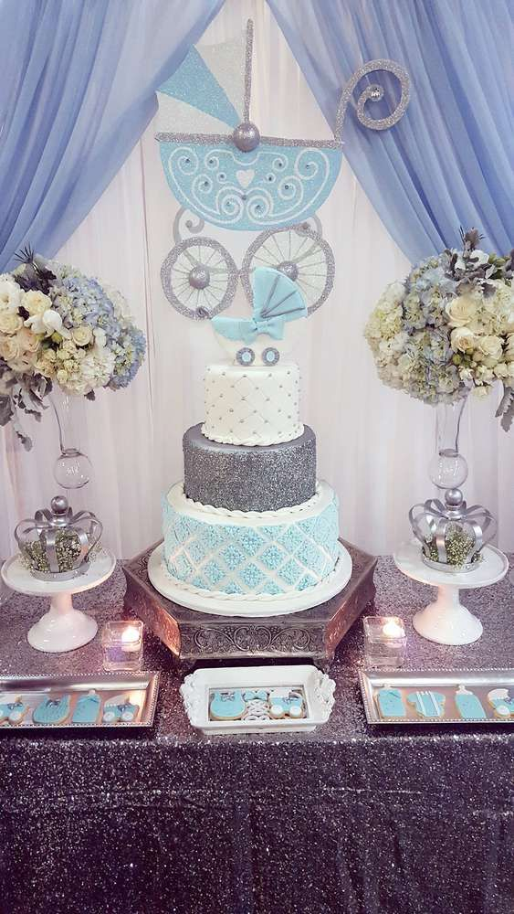 Baby Glam Baby Shower Party Ideas | Photo 2 of 25 | Catch My Party