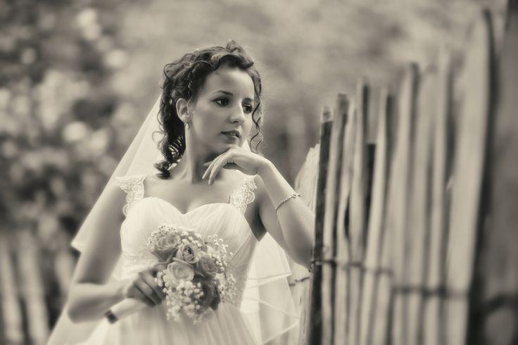 Bride by Alexandru Vilceanu on 500px