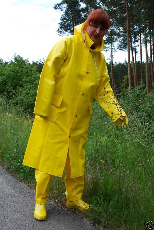 well suited for fun in the rain.
