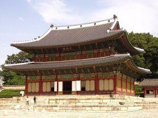 Changdeokgung (Istana Changdeok)