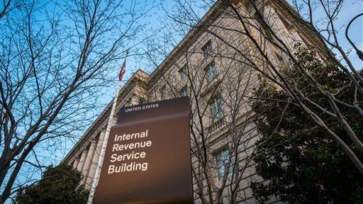 The Internal Revenue Service Headquarters in Washington, D.C. The number of IRS-related phone scams is on the rise.