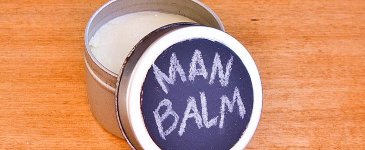 DIY this beauty balm for your guy that can be used as pomade or a dry-skin soother!
