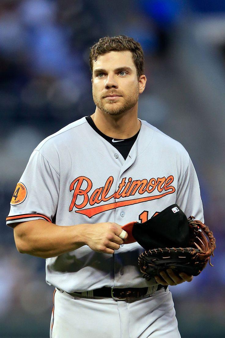 Chris Davis Baltimore Orioles   - HarpersBAZAAR.com