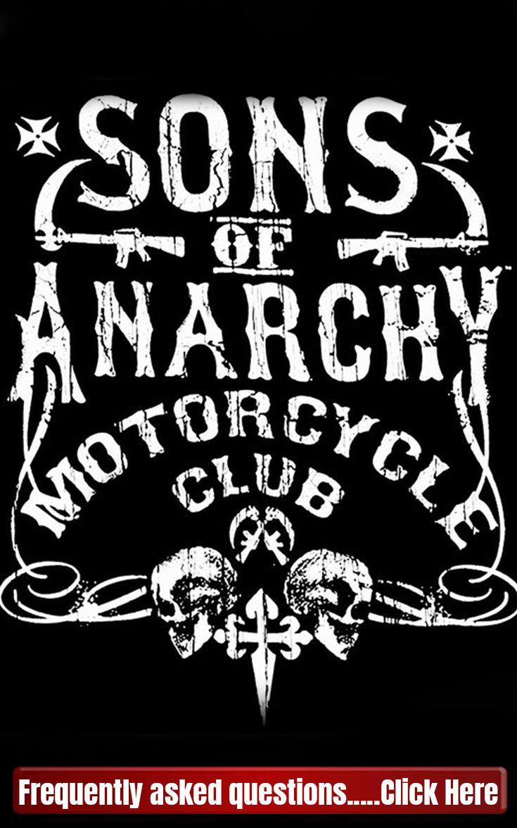 Sons Of Anarchy Logo Soa Sonsofanarchy Logo Sons Of Anarchy Sons Of Anarchy Motorcycles Motorcycle Clubs