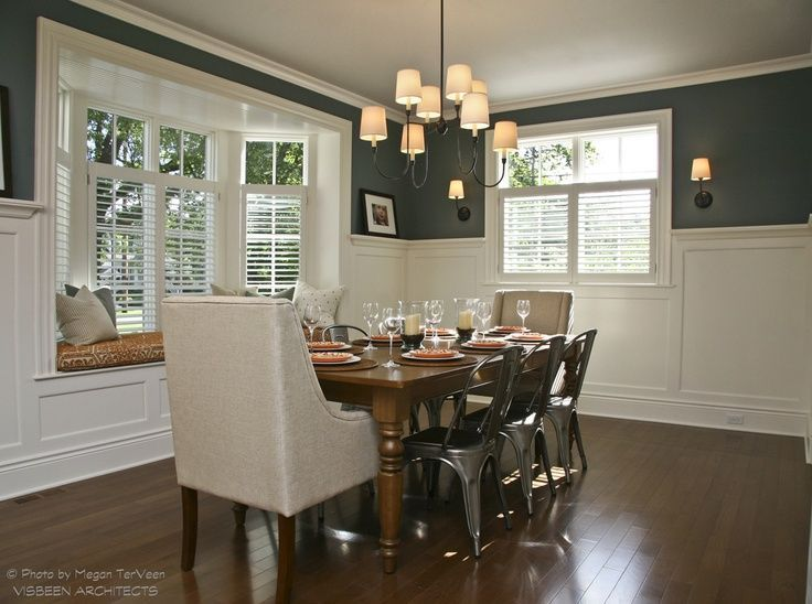 121 Best Window Seats Nooks & Crannies Images On Pinterest Stunning Window Seat In Dining Room 2018