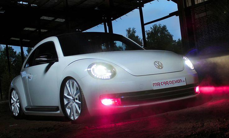 VW Beetle: Käfer-Tuning von MR Car Design #vwbeetle #retrocars