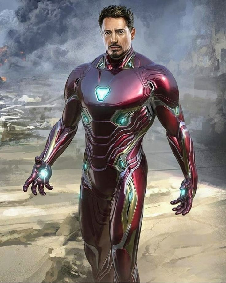 Картинки железного человека мстители финал