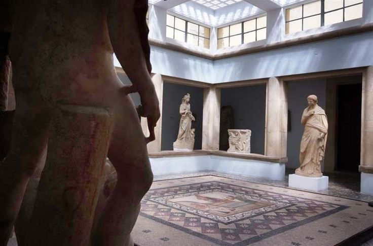 First Floor of Kos Archaeological Museum Reopens