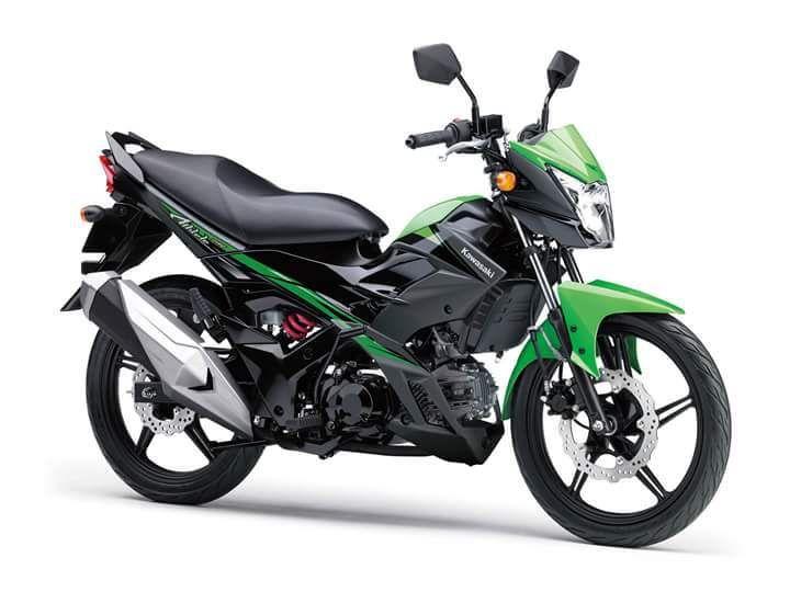 Kawasaki Motor Indonesia Luncurkan Kawasaki Athlete Pro - spesifikasiharga.net –PT Kawasaki Motor Indonesia (KMI), adalah ATPM Kawasaki dai tanah air sob … lama tidak terdenagr gaungnya akhirnya Kawasakiu melakukan update Moped Kawasaki Athelete yang akan mengusung namaKawasaki Athelete
