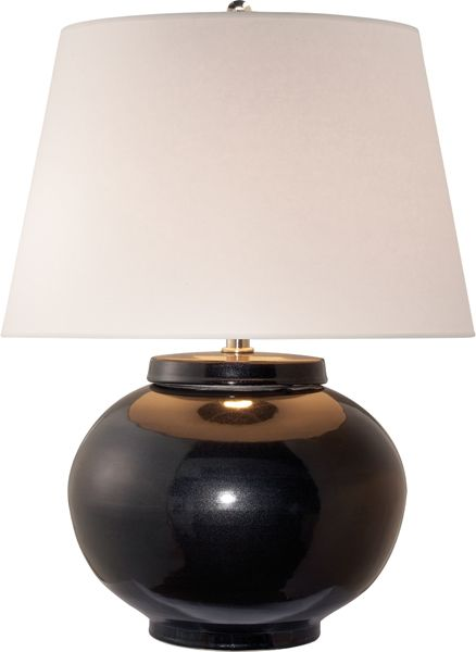 Carter lidded vase table lamp ralph lauren home
