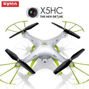 SYMA HD X5HC 2.4G 4CH RC Helicopter Quadcopter Remote Control Drone with Camera Outdoor Indoor Toys For Kids Children Adult NEW