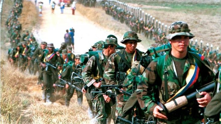 Colombia approves amnesty agreed in Farc peace deal    Colombia approves a law offering amnesty to some accused of minor crimes in a decades-long conflict.   http://www.bbc.co.uk/news/world-latin-america-38455493