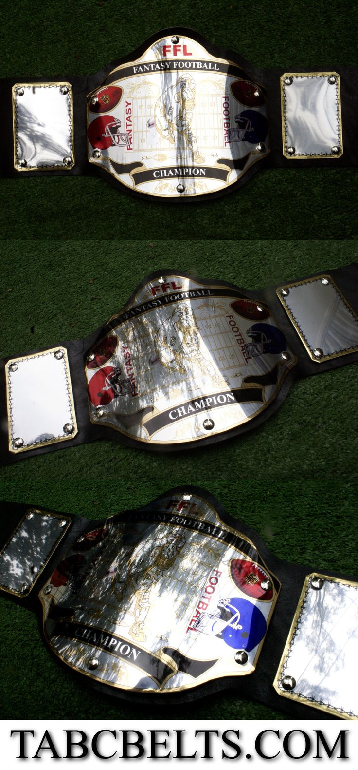 Other Football 2024: Fantasy Football Championship Belt -> BUY IT NOW ONLY: $100 on eBay!