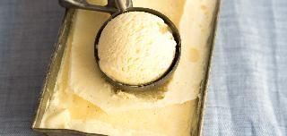 Vanilková zmrzlina