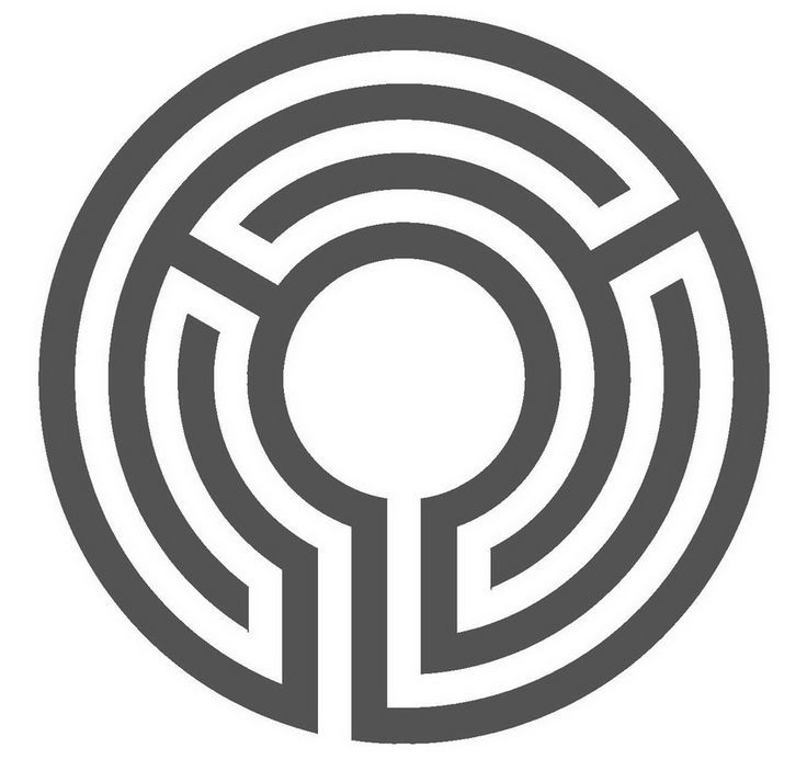 Simple Circular Labyrinth | Gardening & Outdoors | Labyrinth