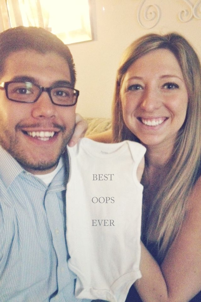 Oh baby, were having a baby! #Kids #Babies #announcement #onsies