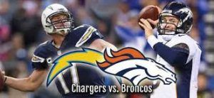Broncos vs Chargers live