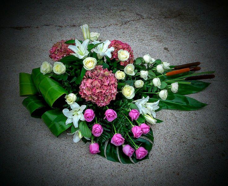 1000 images about centros de flores para funeral on - Centros de flores naturales ...