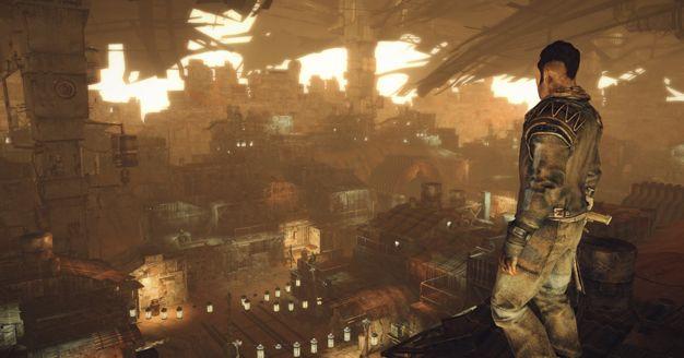 Cyberpunk RPG Mars: War Logs releases on PC | GameWatcher