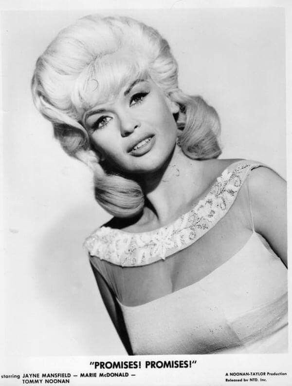 263 best images about jayne mansfield on pinterest for How old was jayne mansfield when she died