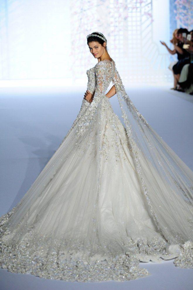 les plus belles robes de mari e haute couture de l 39 t 2016 mariage belle et haute couture. Black Bedroom Furniture Sets. Home Design Ideas