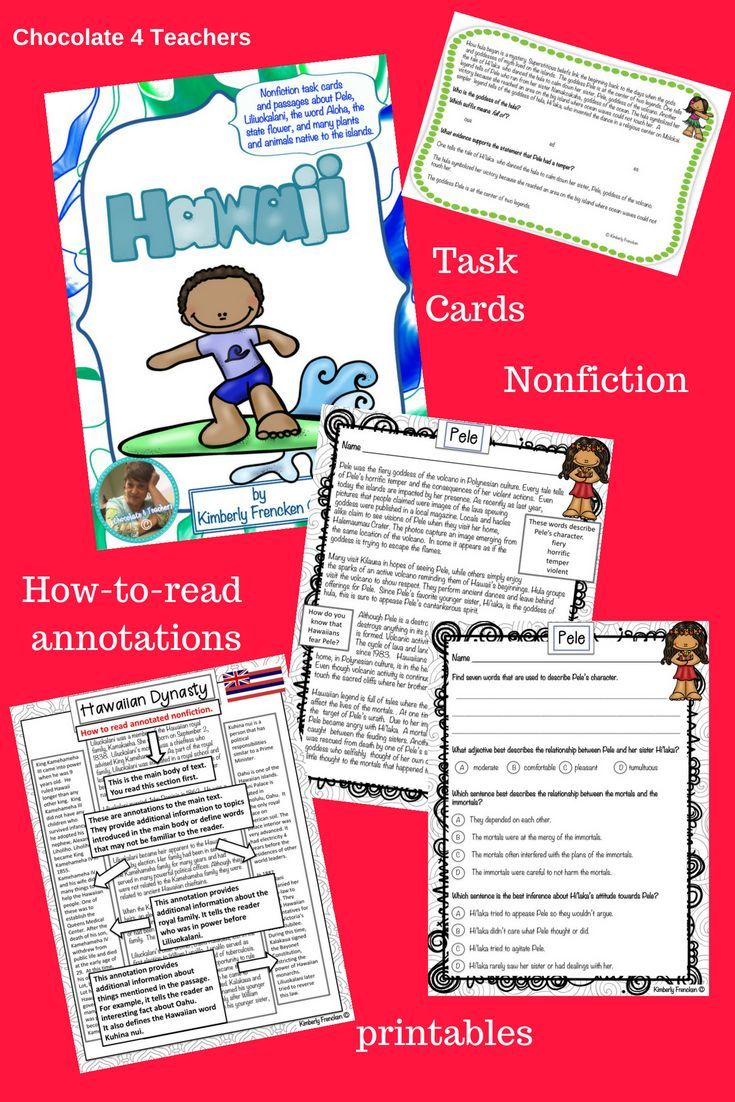 53 Page Complete Nonfiction Resource Includes Task Cards Nonfiction Passages Printables How To Re Informational Text Passages Task Cards Informational Text [ 1102 x 735 Pixel ]
