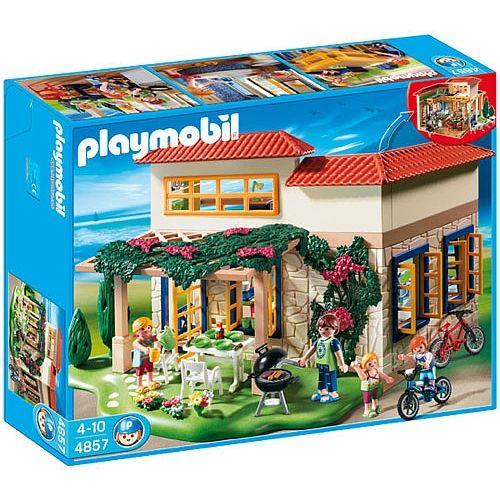 Playmobil - Summer House (4857) - Playmobil - ToysRUs