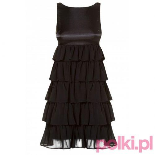 Czarna sukienka Tally Weijl