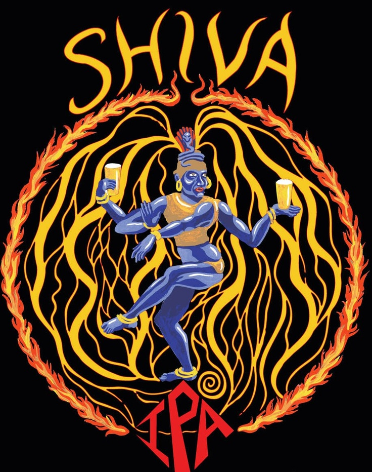 Asheville Brewing Company's Shiva IPA -- I thought I didn't like canned beer, until I tried this one.