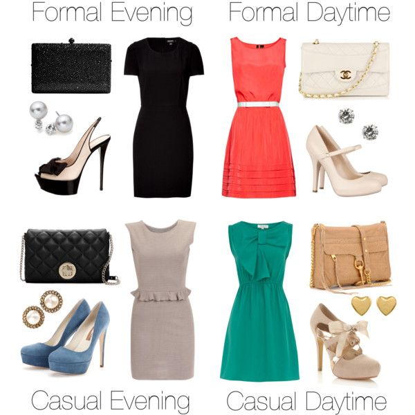 """What to Wear: As A Wedding Guest"" by cleobennett on Polyvore"