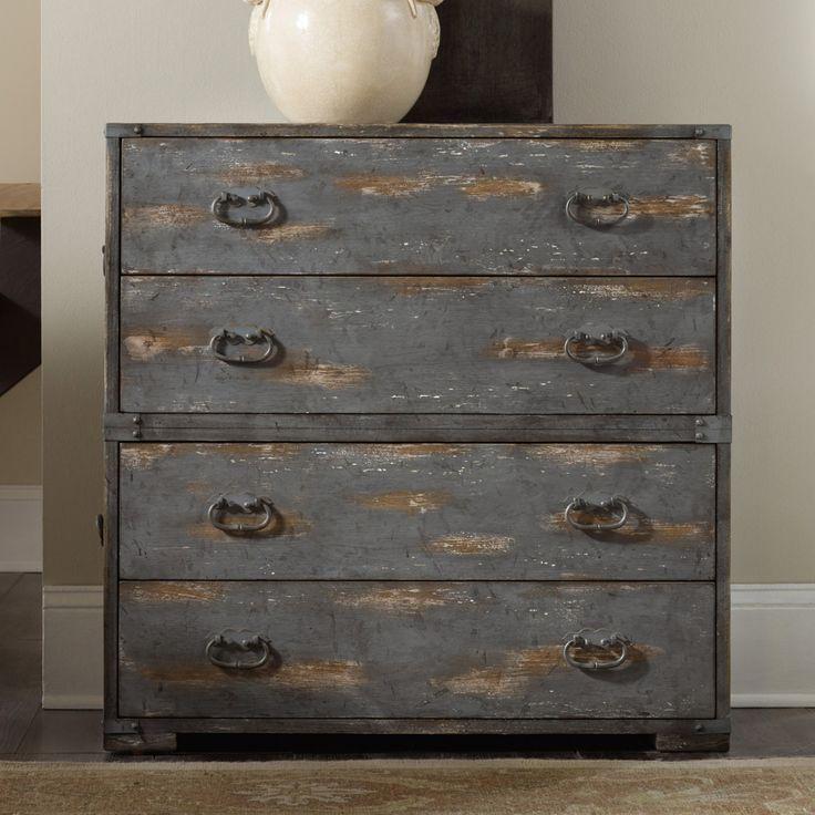 Hooker Furniture True Vintage 4 Drawer Accent Chest - 5706-85001