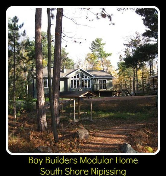 Beautiful 1 storey Modular build on the South Shore, Nipissing, Ontario