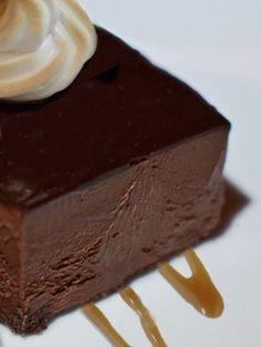 Recetas :: Marquesa de Chocolate