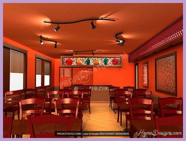 Awesome Indian Restaurant Interior Design Ideas