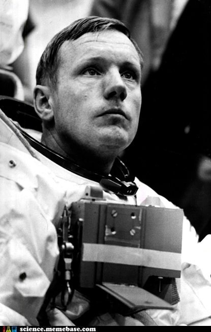 Neil Armstrong, made every kid believe we can go to outer space. May your beauty spread.