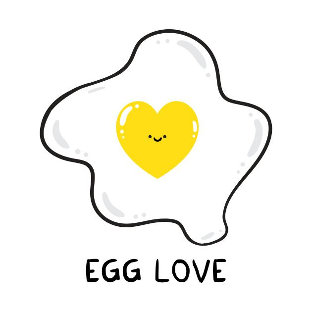Check out this awesome 'Egg+Love' design on @TeePublic!