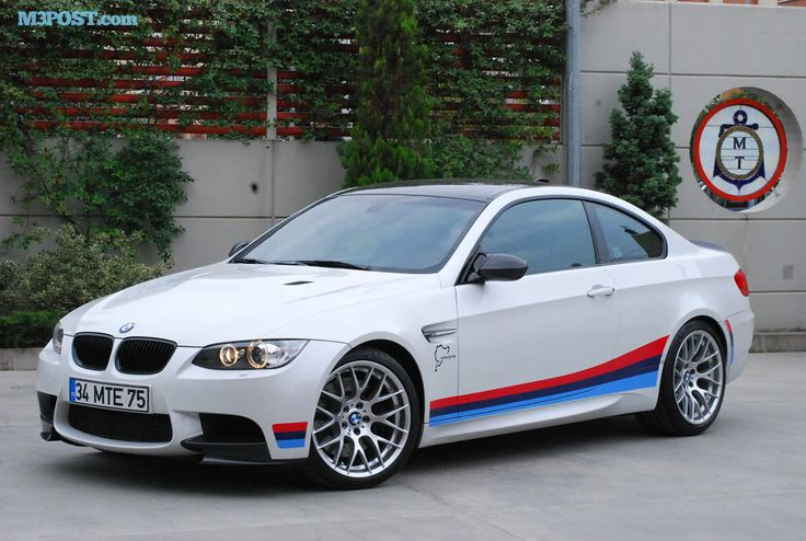 This Is A Great E BMW M With Carbon Front Splitters A Carbon - Bmw decals for wheels