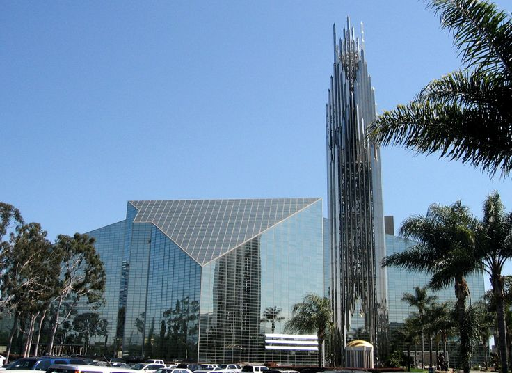 Crystal Cathedral, Orange County, CA