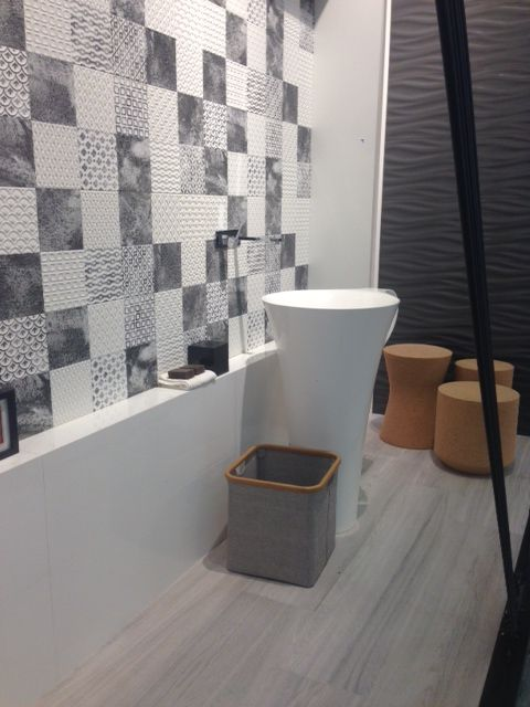 Porcelanite Dos new collections at #Cersaie14