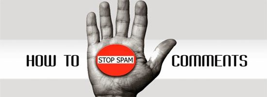 How to Stop Spam Comments in Blogger?  Perfect For Beginners  http://www.mytechnoways.com/2014/02/how-to-stop-spam-comments-in-blogger.html