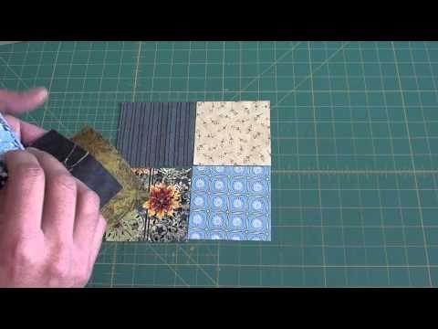 Jogo Americano Part 1-Bloco Tessellating Crosses - YouTube - Marinaldo Ferreira