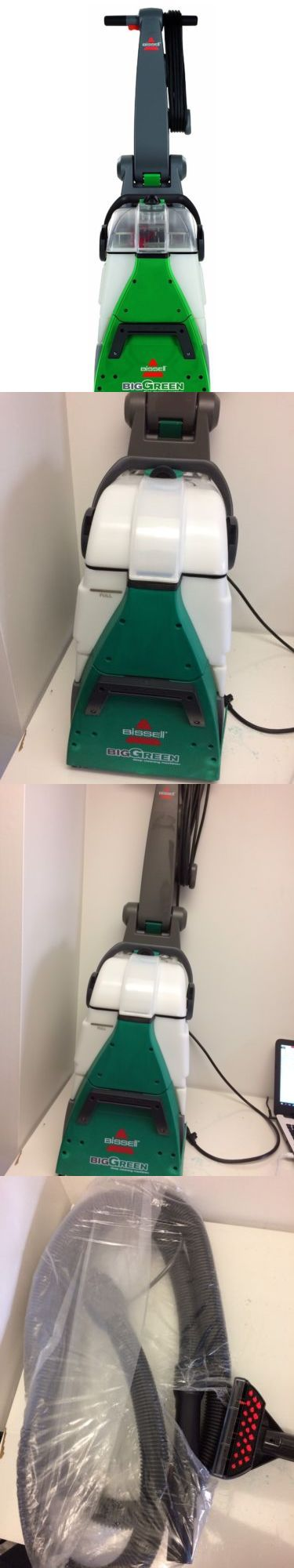 Carpet Shampooers 177746: Bissell Big Green 86T3 Deep Cleaning Machine Carpet Cleaner Professional Grade -> BUY IT NOW ONLY: $374 on eBay!