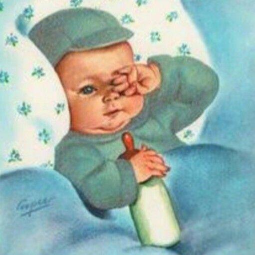 Baby #babies #vintage #photo #blue #loveit