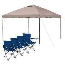 ozark trail canopy and 4 chairs bundle walmart - 12x12 Canopy