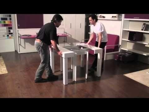 ▶ Westwing apresenta Aparador e mesa de jantar expansível Vicenza - YouTube