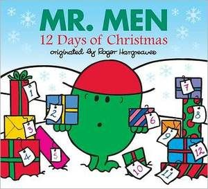 Mr. Men: 12 Days of Christmas, http://www.e-librarieonline.com/mr-men-12-days-of-christmas/