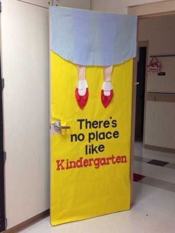 Image result for decorate classroom kindergarten door virtuous