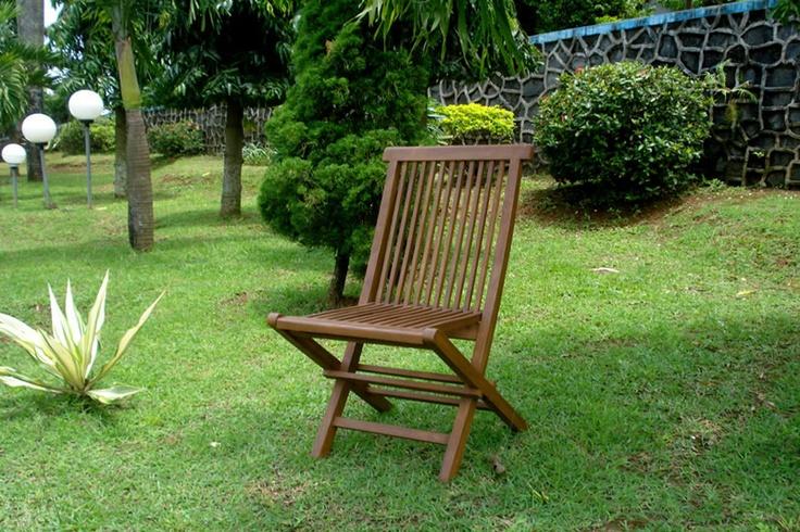 Chaise pliante Indi